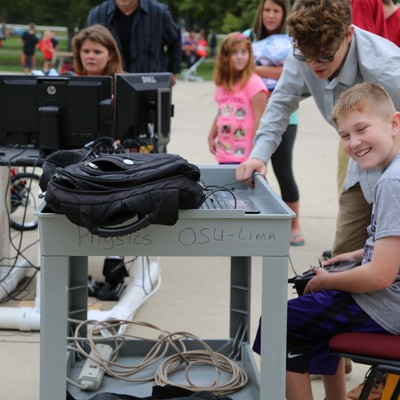 STEAM on the Quad is a new, family-friendly event where kids in grades K-12 will be able to do hands-on activities that will improve their knowledge and interest in the Science, Technology, Engineering, Arts and Math fields.
