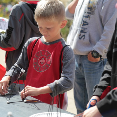 Faculty, Staff, Students and Community members come together to host a variety of different fun and engaging activities for students K-8 involving Science, Technology, Engineering, Arts and Mathematics!