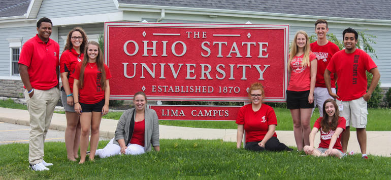 Welcome to Ohio State Lima