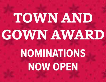 Town and Gown nominations