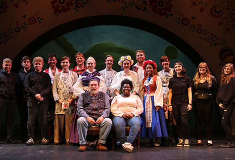 image of Three Spinners cast and crew